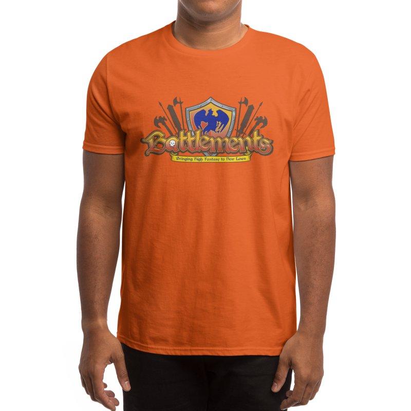 Battlements the Tee Shirt by jrieman's Artist Shop