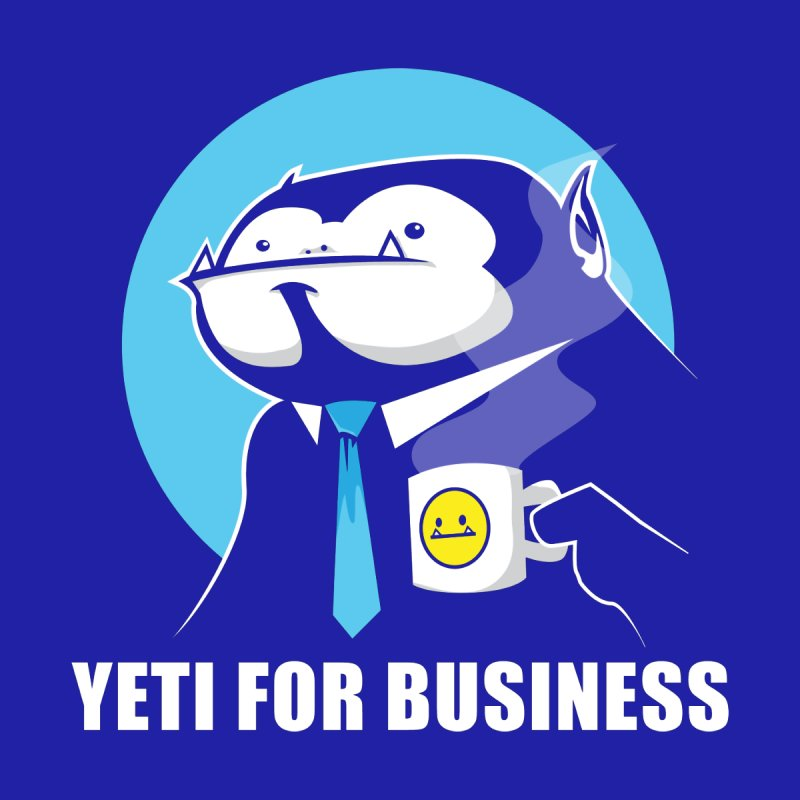 Yeti for Business Kids Baby Longsleeve Bodysuit by jrieman's Artist Shop
