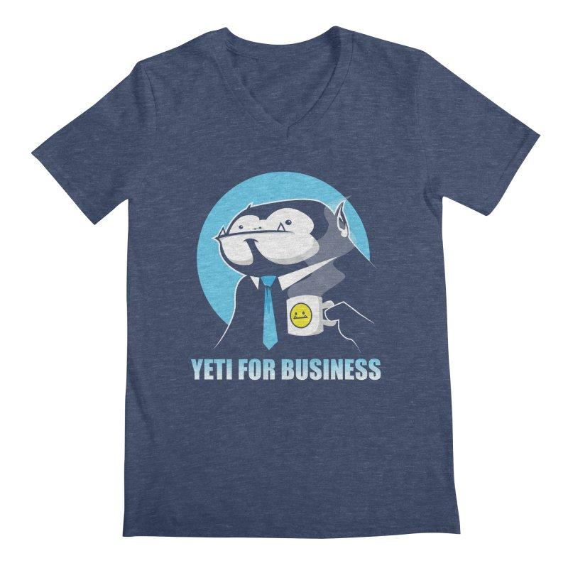 Yeti for Business   by jrieman's Artist Shop