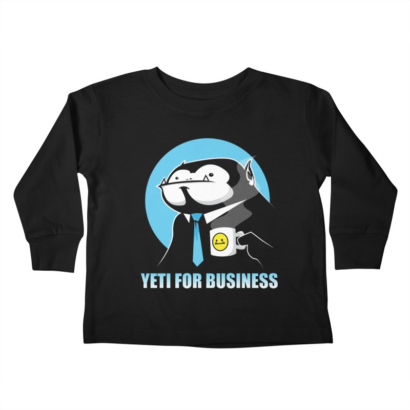 Yeti for Business   by jrieman's Artist Shop