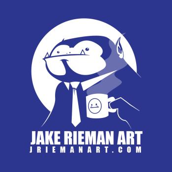 jrieman's Artist Shop Logo