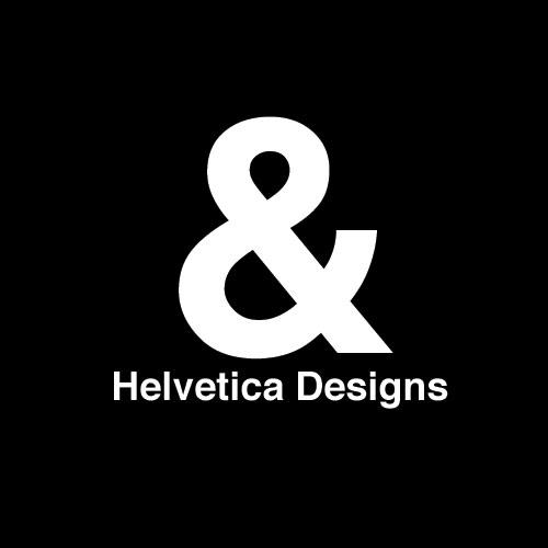 Helvetica-Designs