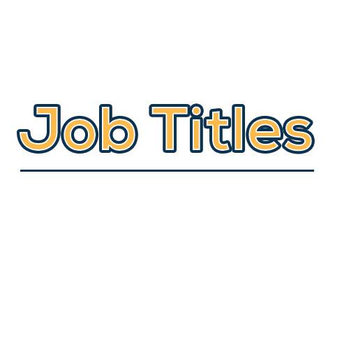 Job-Titles