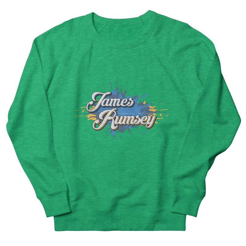 JRTI Splatter Women's Sweatshirt by James Rumsey Technical Institute