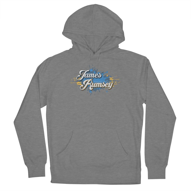 JRTI Splatter Women's Pullover Hoody by James Rumsey Technical Institute