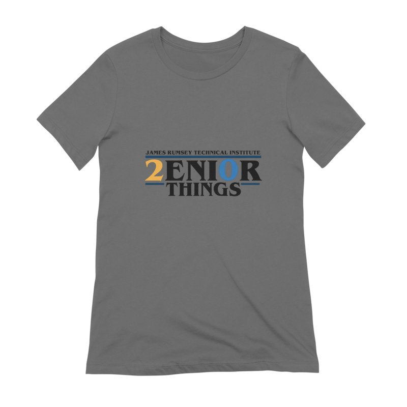 Senior Things Women's T-Shirt by James Rumsey Technical Institute
