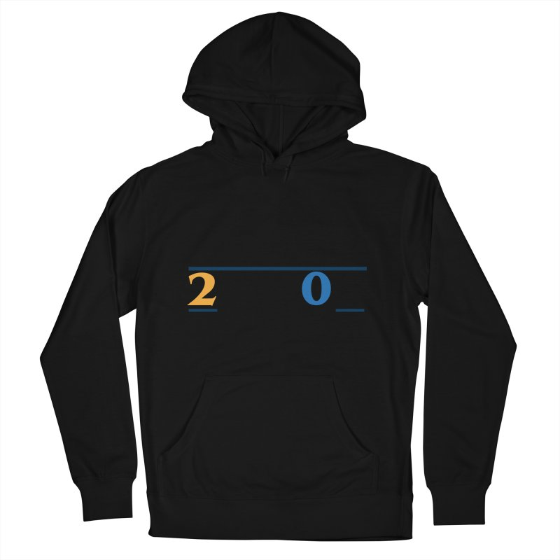 Senior Things Men's French Terry Pullover Hoody by James Rumsey Technical Institute