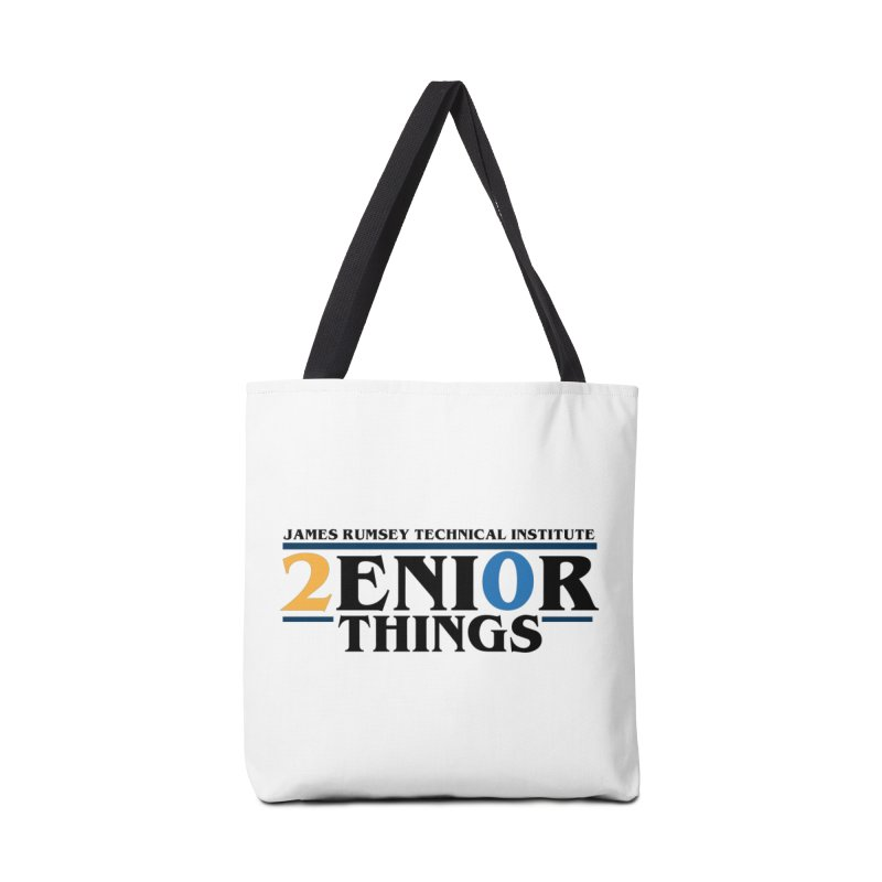 Senior Things Accessories Tote Bag Bag by James Rumsey Technical Institute