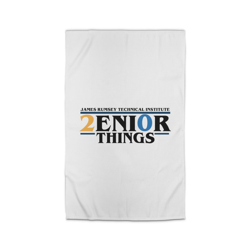 Senior Things Home Rug by James Rumsey Technical Institute