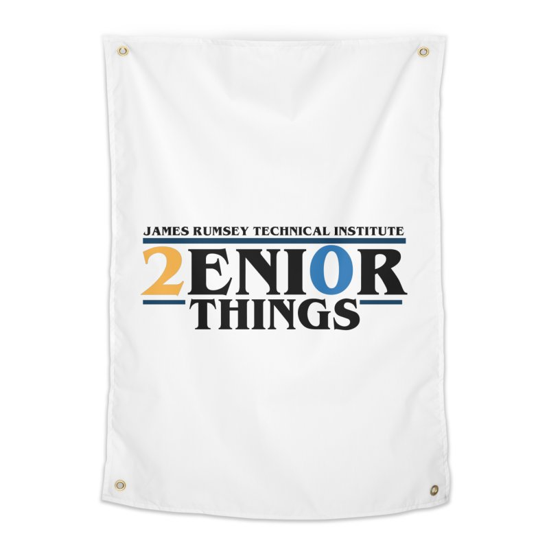 Senior Things Home Tapestry by James Rumsey Technical Institute