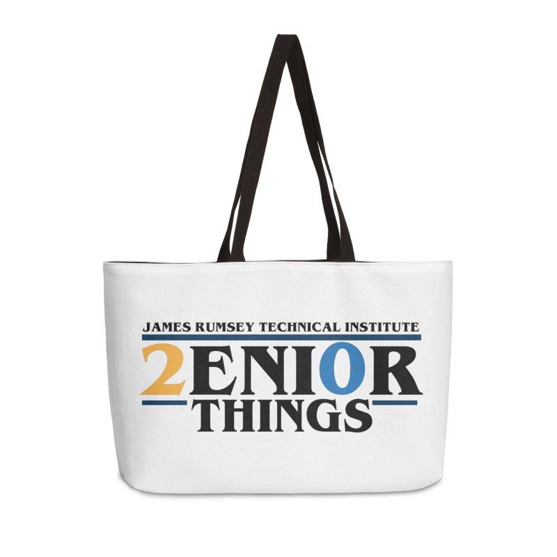 Senior Things Accessories Weekender Bag Bag by James Rumsey Technical Institute