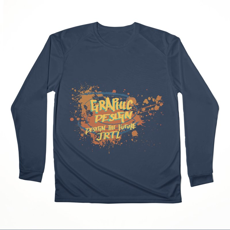 Graphic Design Men's Longsleeve T-Shirt by James Rumsey Technical Institute