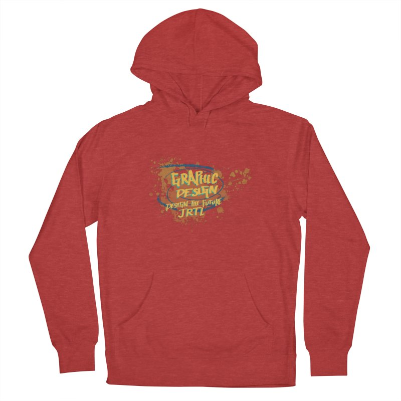 Graphic Design Women's Pullover Hoody by James Rumsey Technical Institute