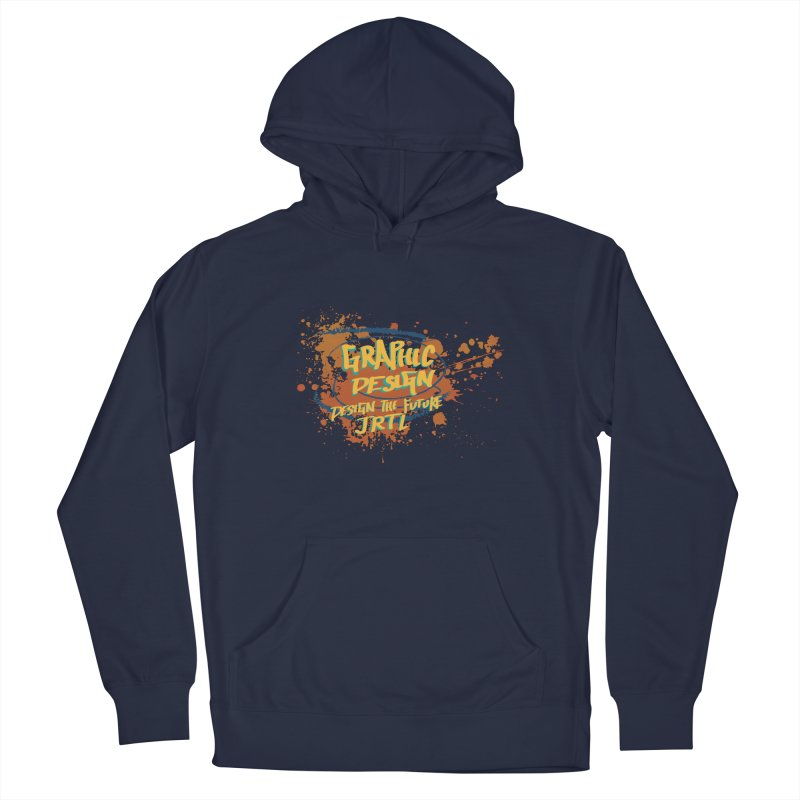 Graphic Design Men's Pullover Hoody by James Rumsey Technical Institute