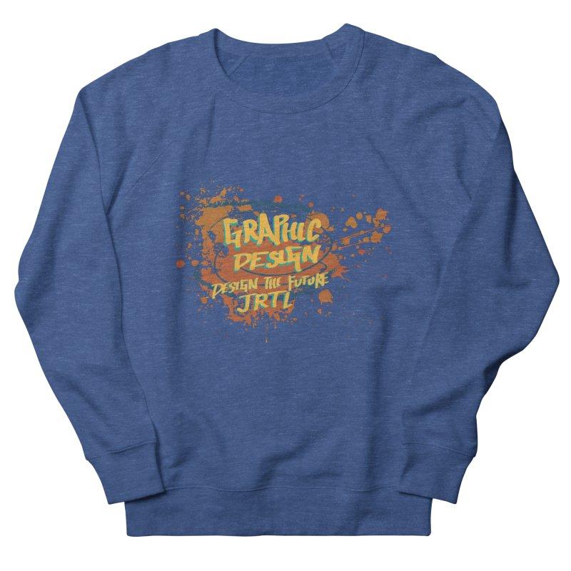 Graphic Design Men's Sweatshirt by James Rumsey Technical Institute