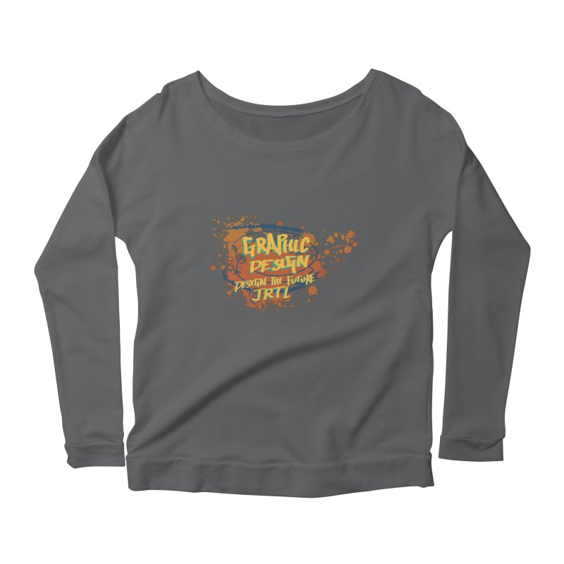 Graphic Design Women's Longsleeve T-Shirt by James Rumsey Technical Institute