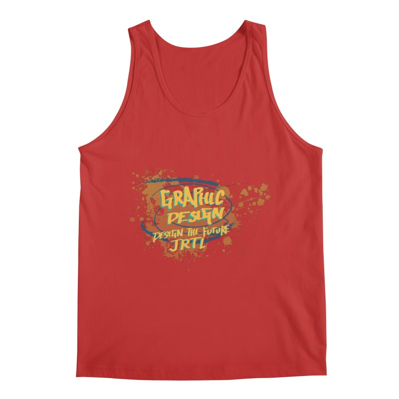 Graphic Design Men's Regular Tank by James Rumsey Technical Institute