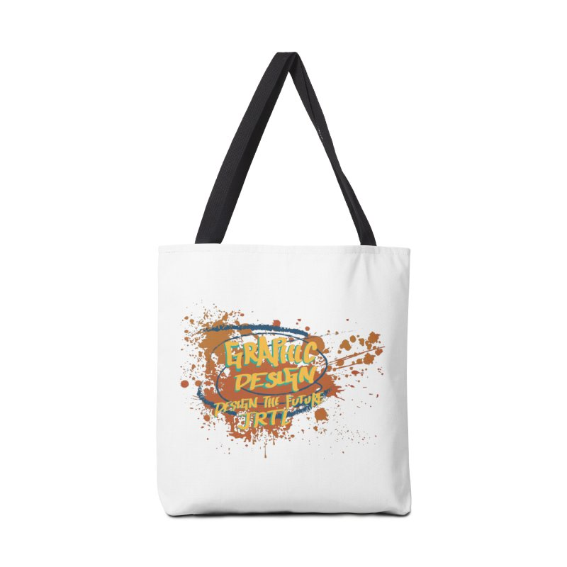 Graphic Design Accessories Tote Bag Bag by James Rumsey Technical Institute