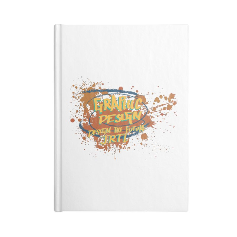 Graphic Design Accessories Notebook by James Rumsey Technical Institute