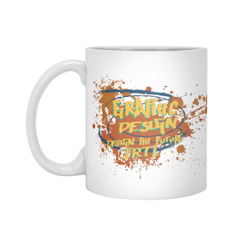 Graphic Design Accessories Standard Mug by James Rumsey Technical Institute