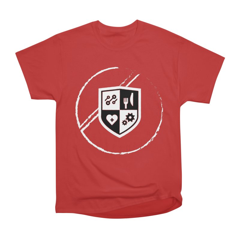 Runes Women's Heavyweight Unisex T-Shirt by James Rumsey Technical Institute
