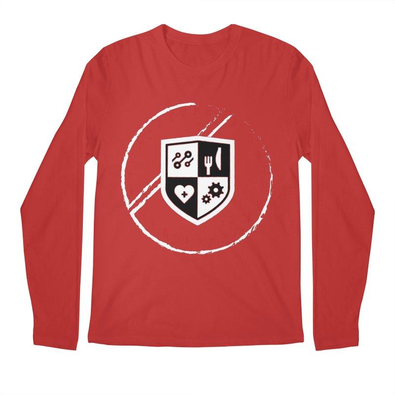 Runes Men's Regular Longsleeve T-Shirt by James Rumsey Technical Institute