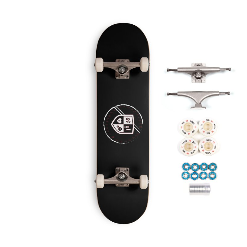 Runes Accessories Complete - Premium Skateboard by James Rumsey Technical Institute