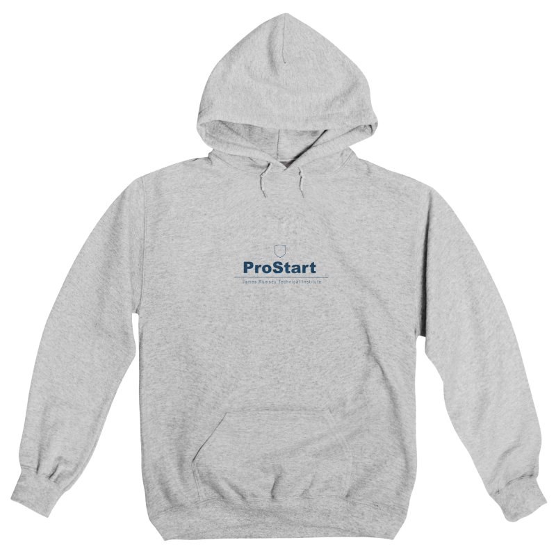 Blue ProStart Men's Pullover Hoody by James Rumsey Technical Institute