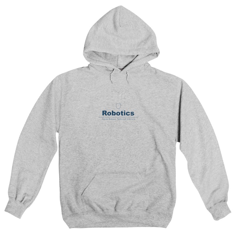 Blue Robotics Men's Pullover Hoody by James Rumsey Technical Institute