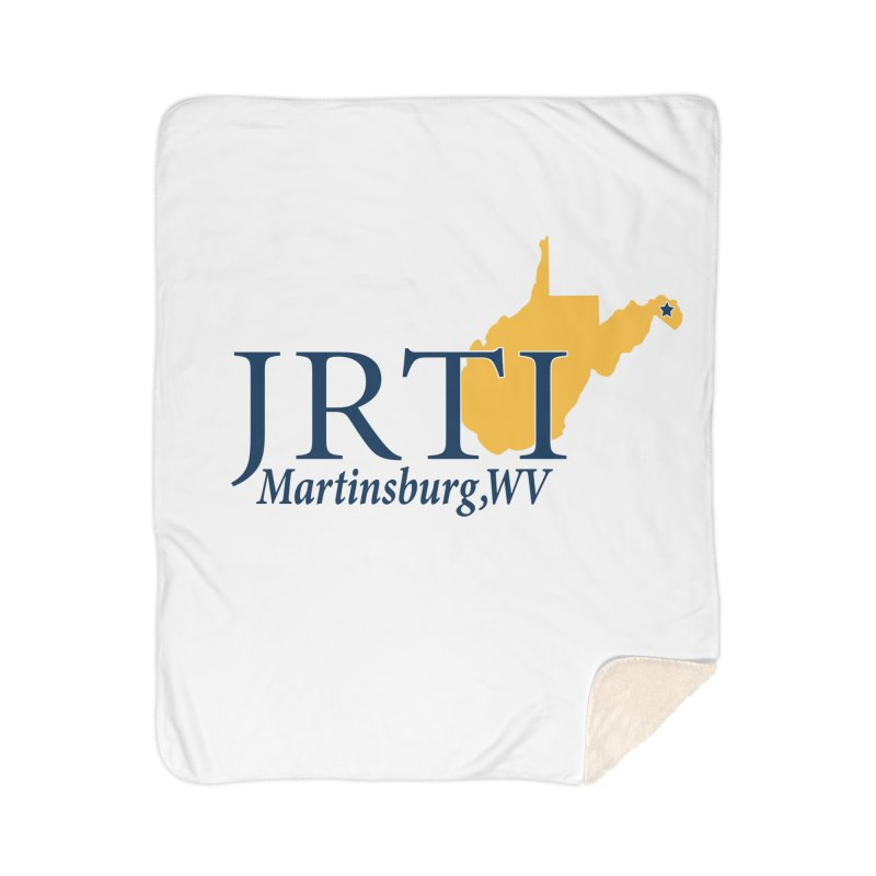 Martinsburg, WV Home Sherpa Blanket Blanket by James Rumsey Technical Institute