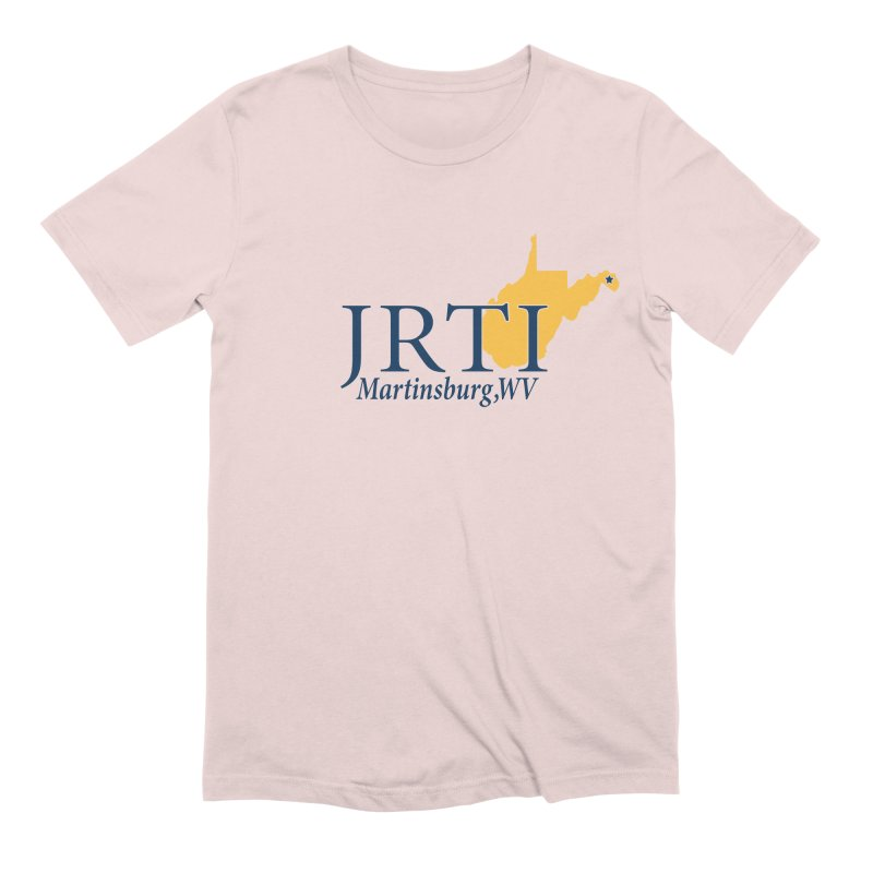 Martinsburg, WV Men's Extra Soft T-Shirt by James Rumsey Technical Institute
