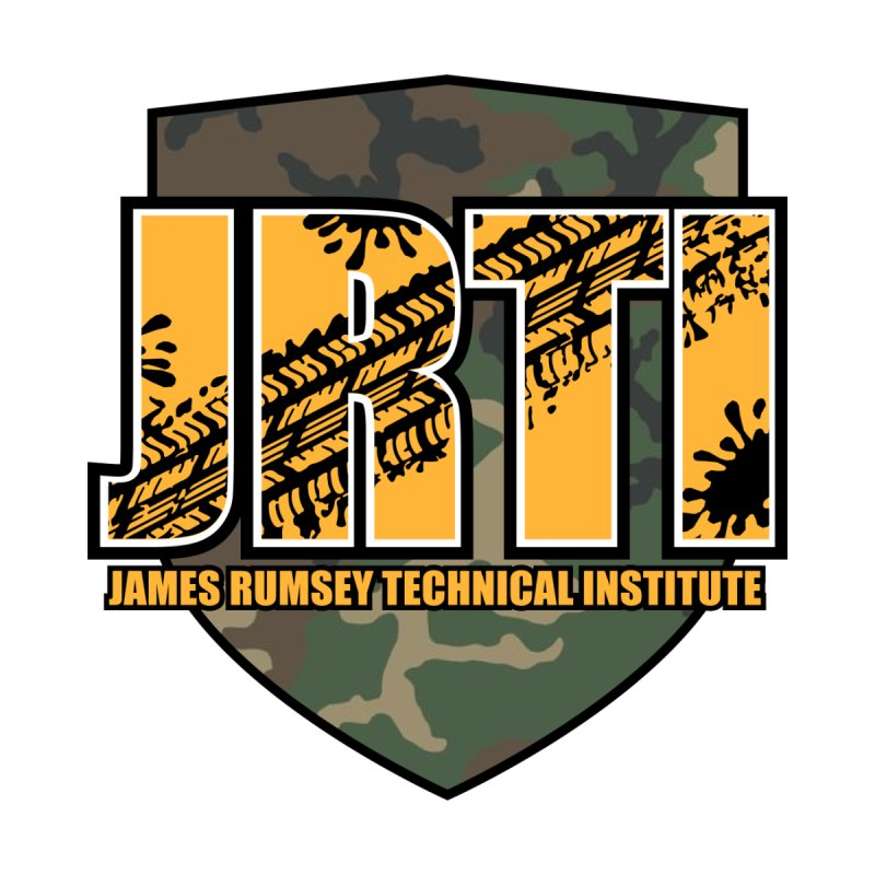 Camo Shield Home Mounted Acrylic Print by James Rumsey Technical Institute