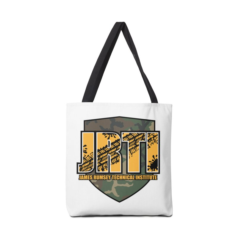 Camo Shield Accessories Tote Bag Bag by James Rumsey Technical Institute