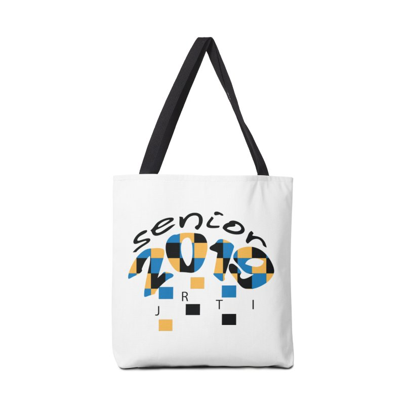 Senior 2019 Tee Accessories Tote Bag Bag by James Rumsey Technical Institute