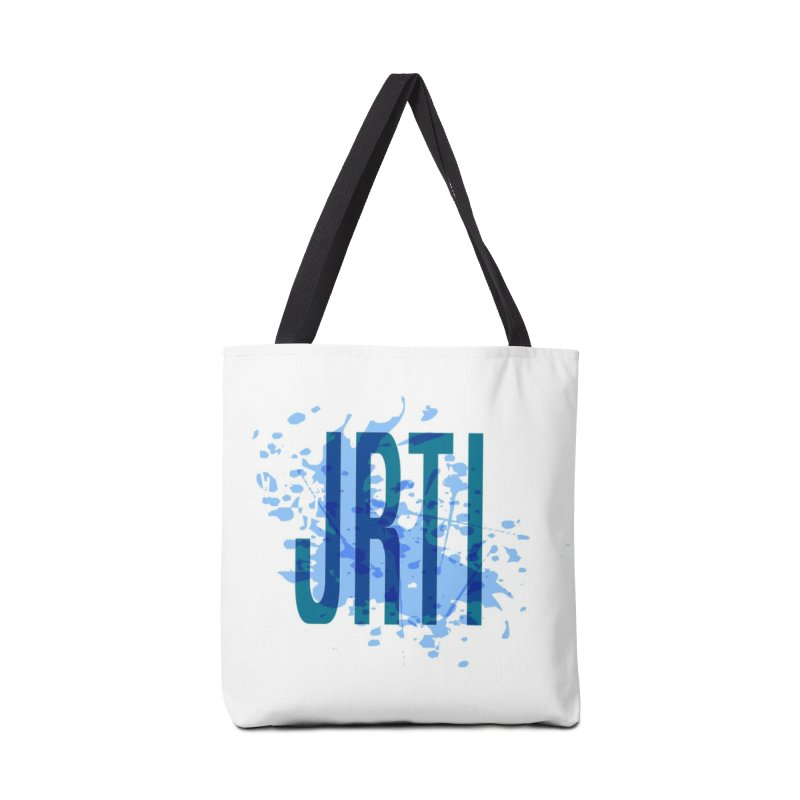 Splatter Accessories Tote Bag Bag by James Rumsey Technical Institute