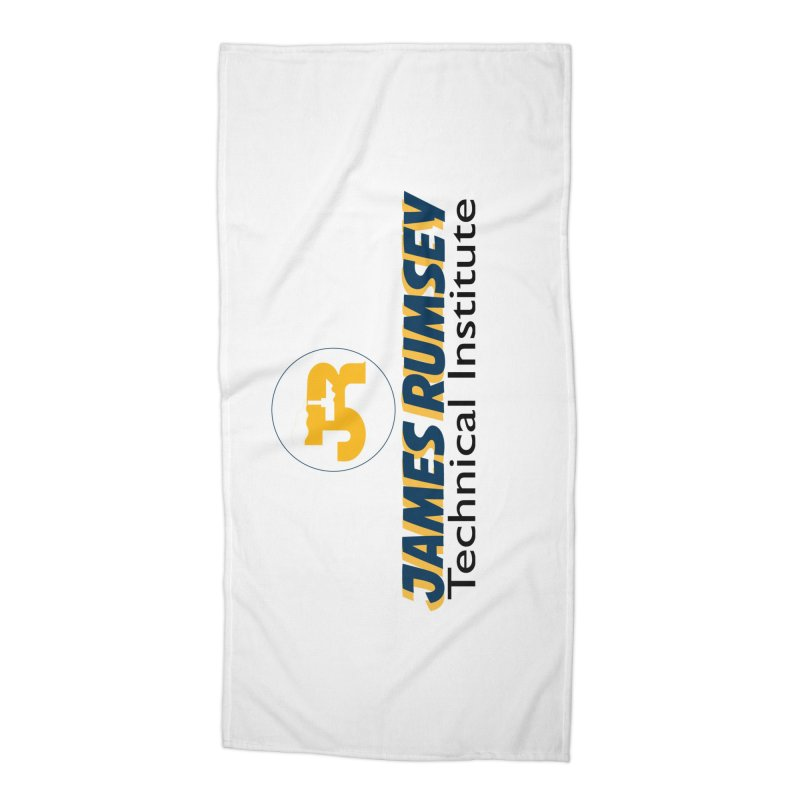 Jrti 2018-2019 Tee Accessories Beach Towel by James Rumsey Technical Institute