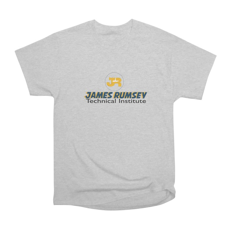 Jrti 2018-2019 Tee Men's Heavyweight T-Shirt by James Rumsey Technical Institute