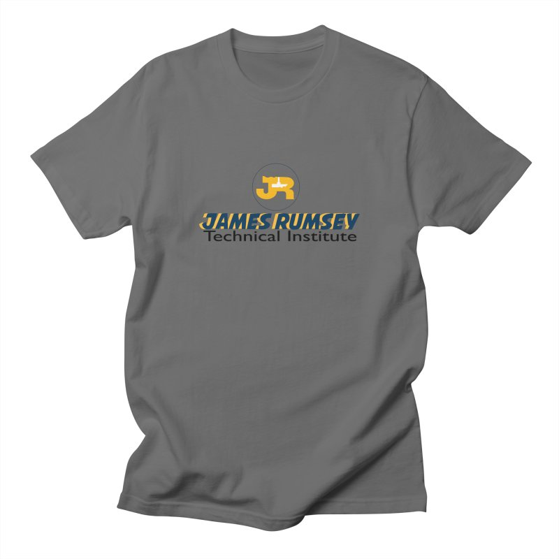 Jrti Old Logo Men's T-Shirt by James Rumsey Technical Institute