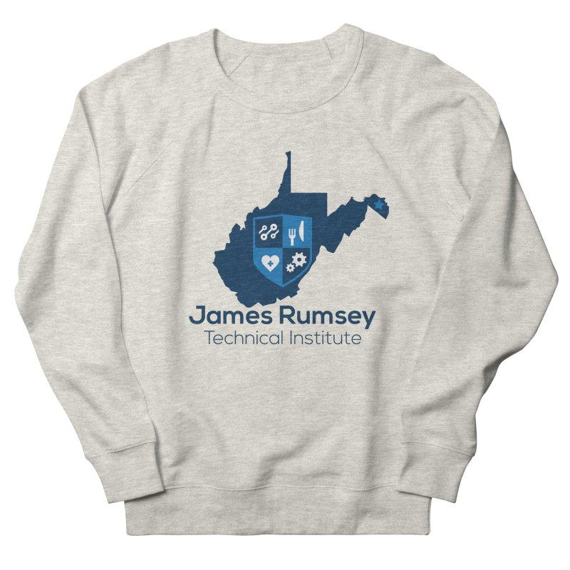 JRTI WV Women's French Terry Sweatshirt by James Rumsey Technical Institute