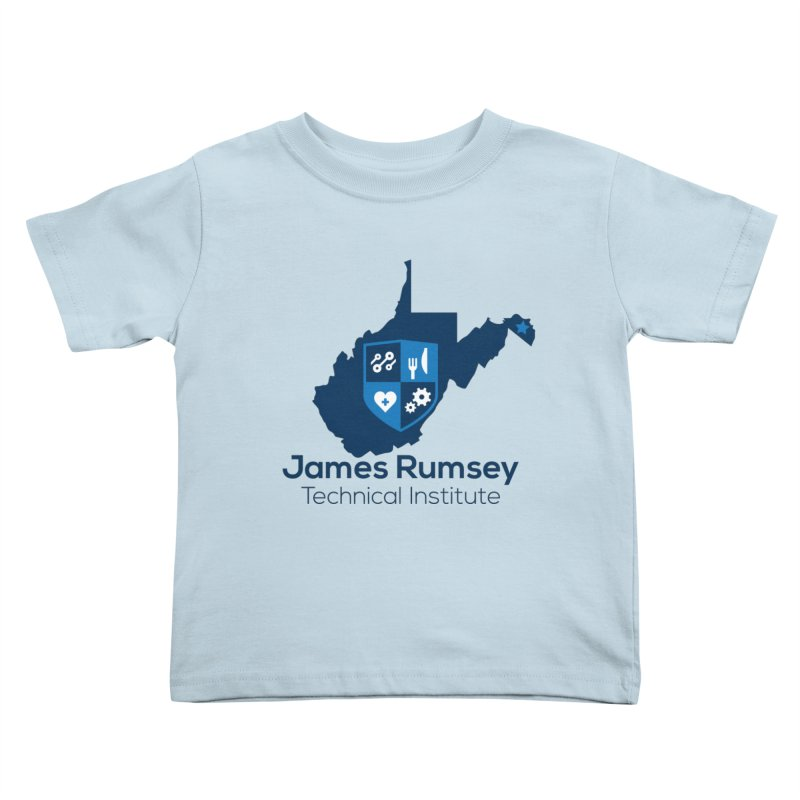 JRTI WV Kids Toddler T-Shirt by James Rumsey Technical Institute