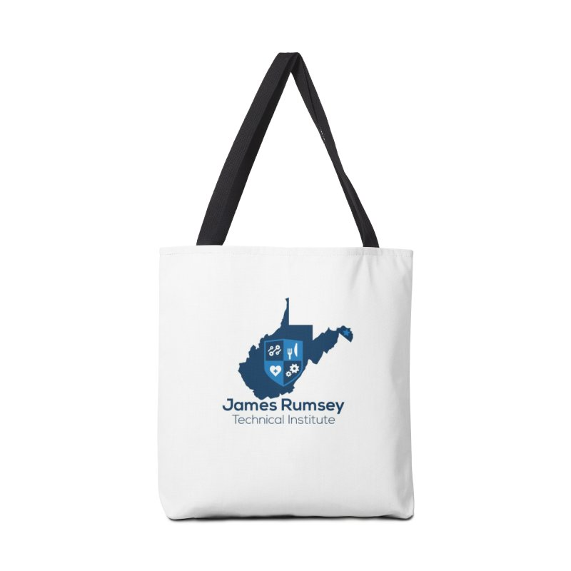 JRTI WV Accessories Tote Bag Bag by James Rumsey Technical Institute