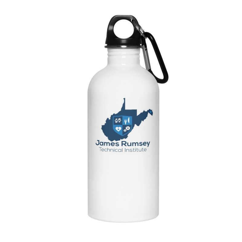 JRTI WV Accessories Water Bottle by James Rumsey Technical Institute