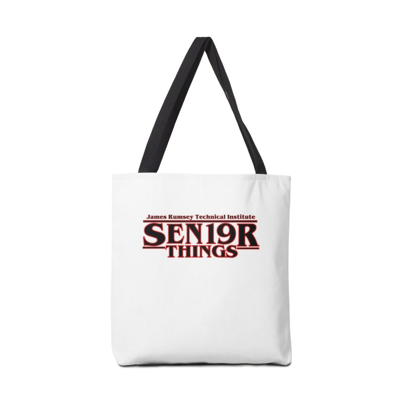 Sen19r Things Accessories Bag by James Rumsey Technical Institute