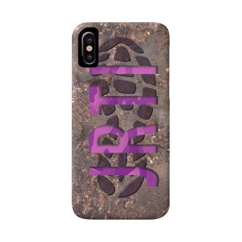 Phone Case Purple Camo Accessories Phone Case by James Rumsey Technical Institute