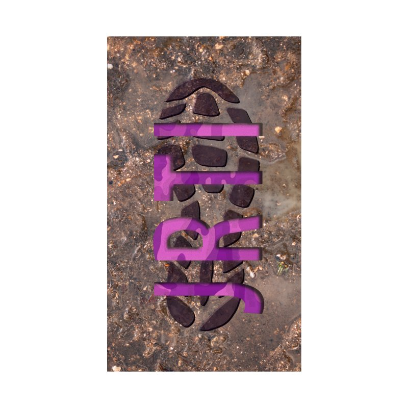Phone Case Purple Camo by James Rumsey Technical Institute