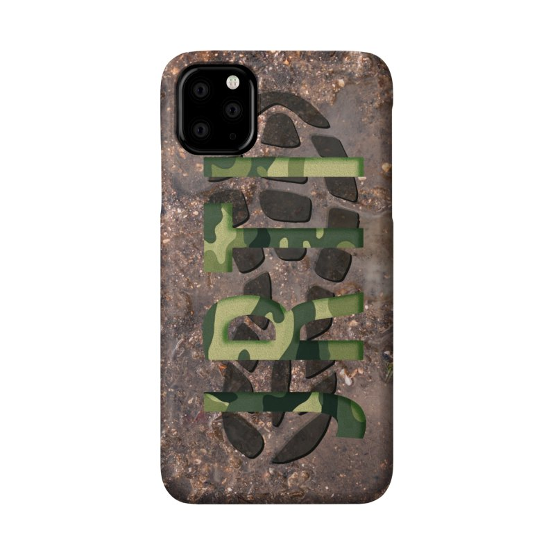 Phone Case Green Camo Accessories Phone Case by James Rumsey Technical Institute