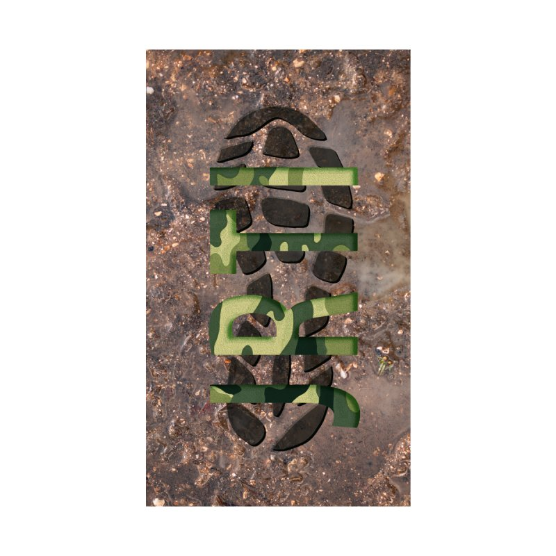 Phone Case Green Camo by James Rumsey Technical Institute