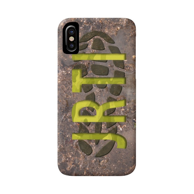Phone Case Bright Green Camo Accessories Phone Case by James Rumsey Technical Institute