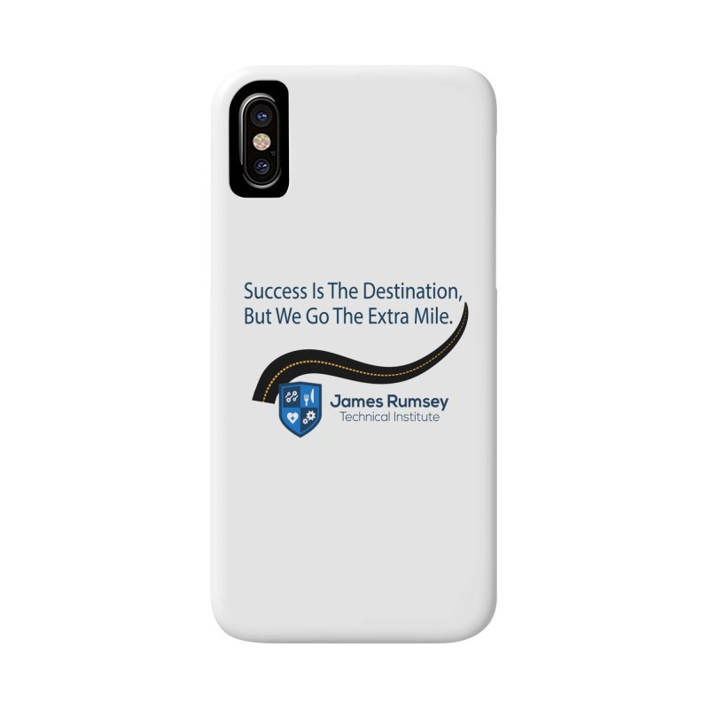 The Extra Mile Accessories Phone Case by James Rumsey Technical Institute