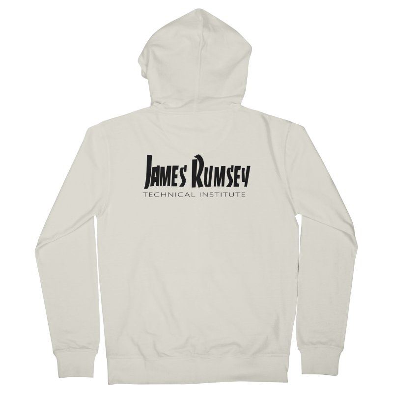 Thrasher Men's French Terry Zip-Up Hoody by James Rumsey Technical Institute